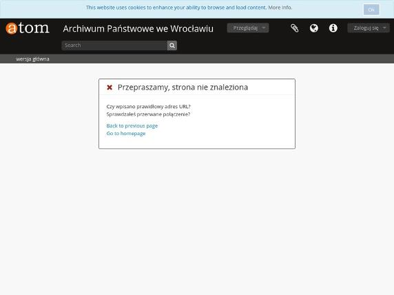 Screenshot von http://archeion.net/atom/index.php/